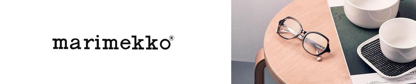 Marimekko Brillen banner