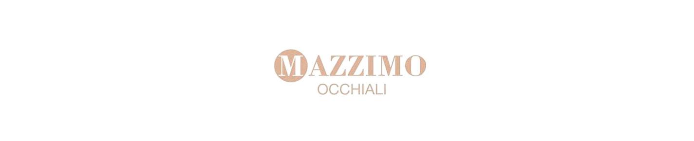 Mazzimo Occhiali Glasses banner