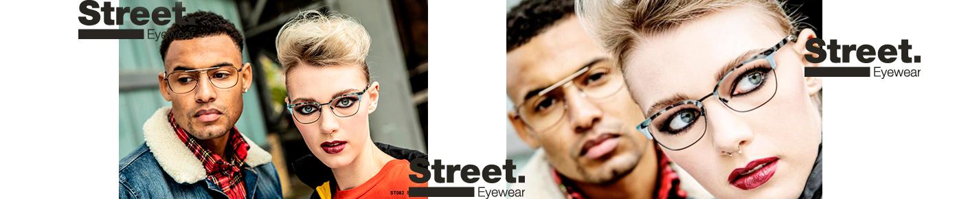 Street Eyewear Eyeglasses banner