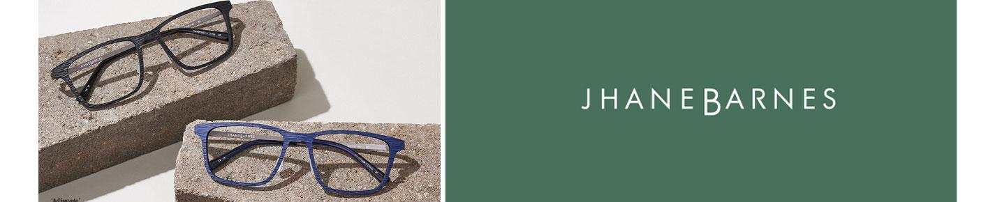Jhane Barnes Brillen banner