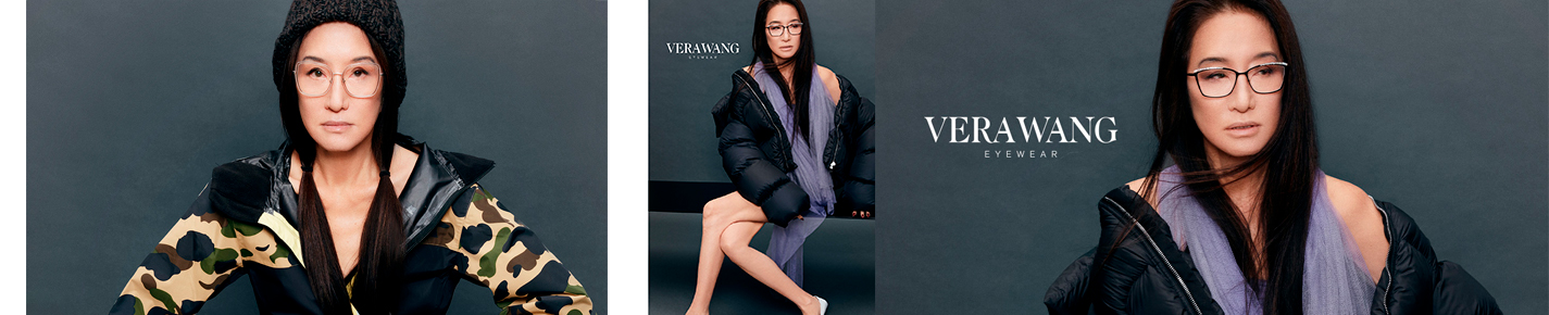 Vera Wang Alternative Fit Glasses banner