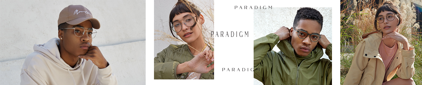 Paradigm Glasses banner