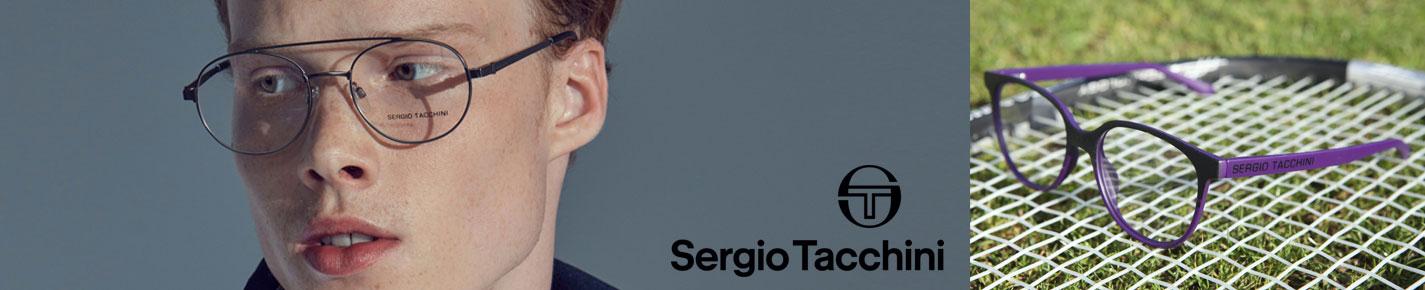 Sergio Tacchini Glasses banner