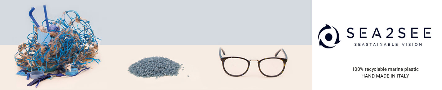 Sea2See Junior Glasses banner
