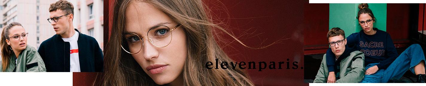 Elevenparis Brillen banner