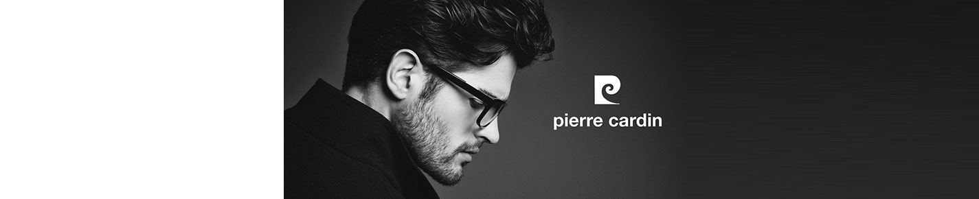 Pierre Cardin Glasses banner