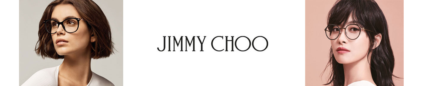 JIMMY CHOO Glasses banner