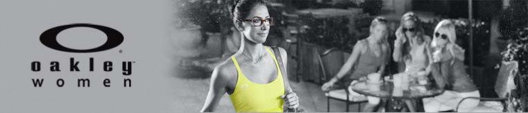 Oakley Ladies Glasses banner