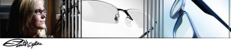 Smith Optics Eyeglasses banner
