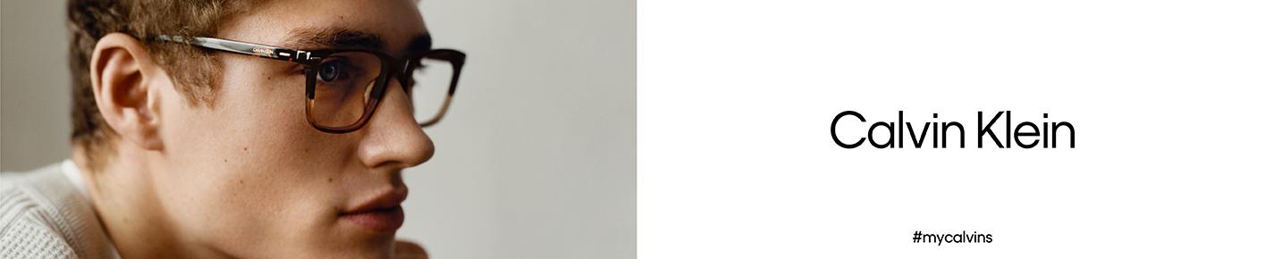 Calvin Klein 眼镜 banner