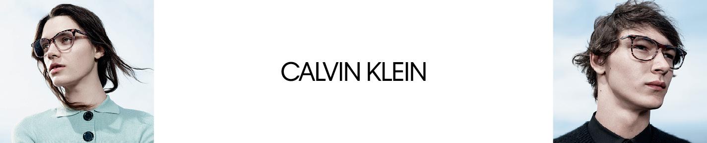 Calvin Klein Glasses banner