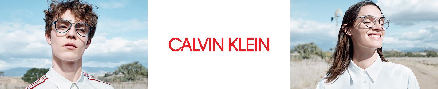 Calvin Klein Brillen banner
