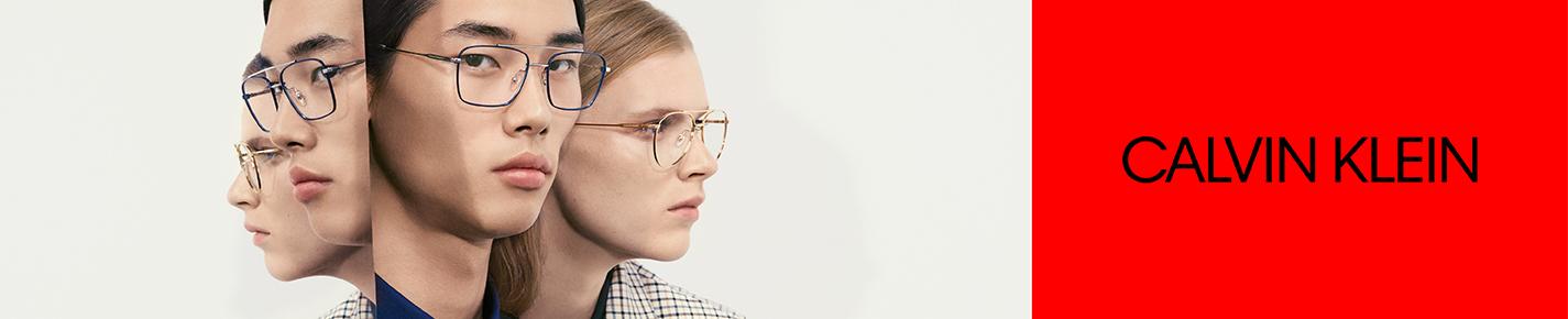 Calvin Klein Gafas banner