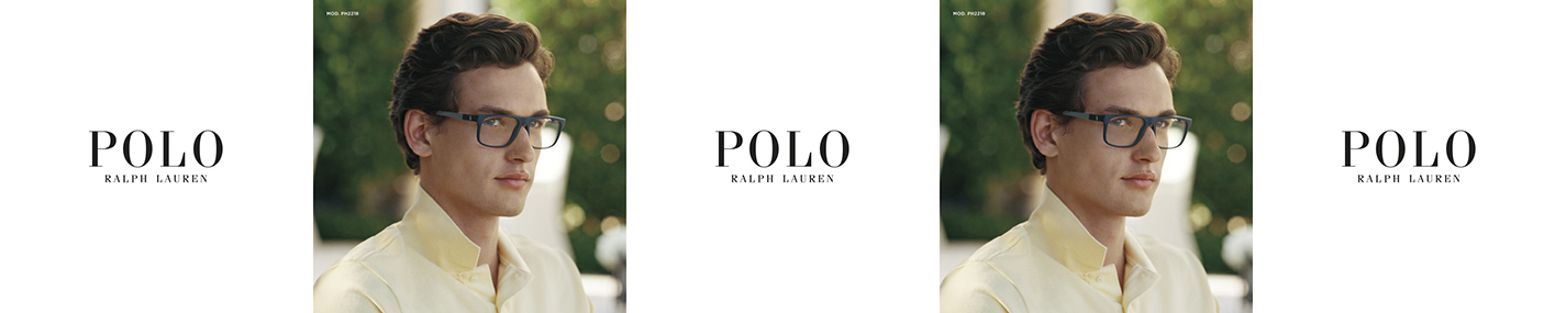 Polo Ralph Lauren Glasses banner