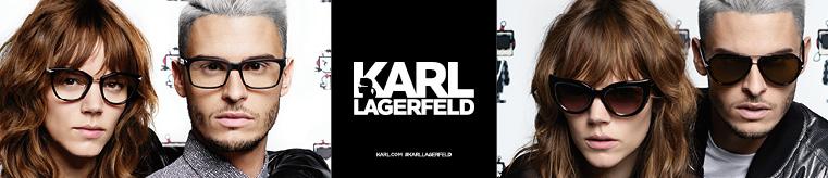 Karl Lagerfeld Eyeglasses banner