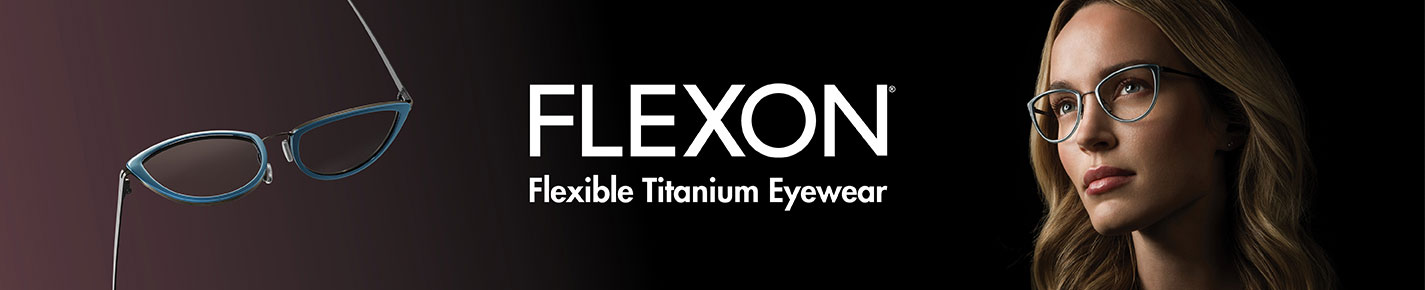 Flexon Glasses banner
