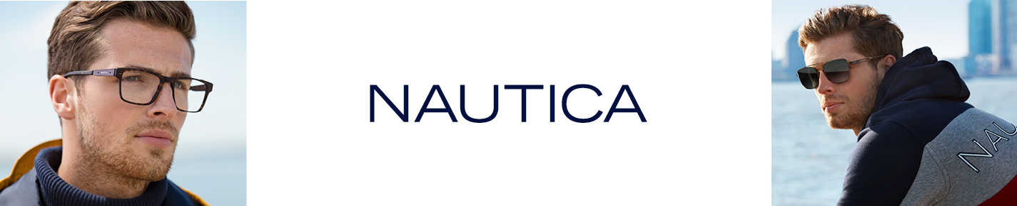 Nautica Glasses banner