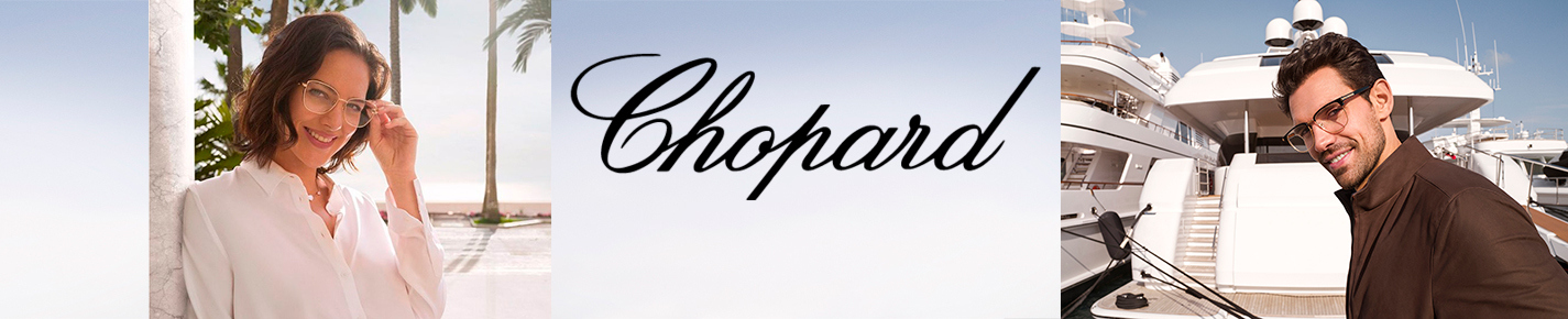 Chopard Glasses banner