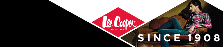 Lee Cooper Glasses banner