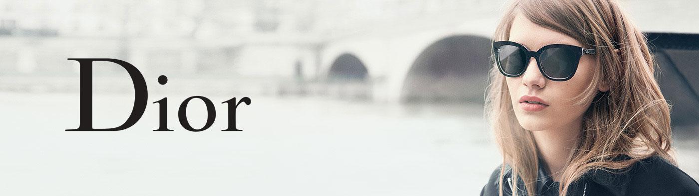 Dior Glasses banner