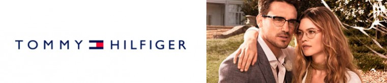 Tommy Hilfiger Glasses banner