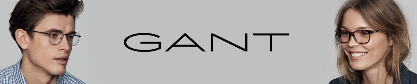 Gant Glasses banner