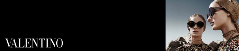 Valentino Glasses banner