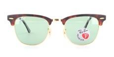 Ray-Ban - RB3016 - Clubmaster (HRG) (Polarized)