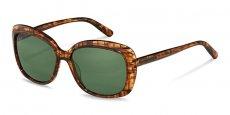D brown structured / Sun Contrast green + AR 86%