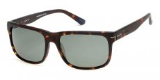 52R dark havana / green polarized