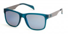 91D matte blue / smoke polarized