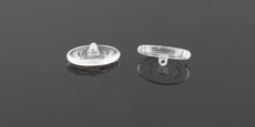 Optical accessories - Nosepads - Screw In silicone