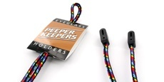 Optical accessories - Supercord Rainbow Multi Lanyard