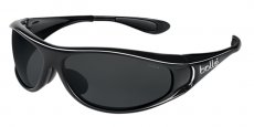 10425 Shiny Black - Polarized Smoke