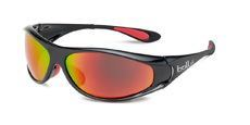 11705 Shiny Black/Red - Polarized TNS Fire oleo AF
