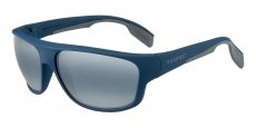 VL140200060636 Soft Touch Dark Blue / Grey, Silver bi-shaded mirror (SX1000) Polarized