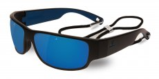VL162100031126 Matt black / blue (PURE GREY Blue Flashed)