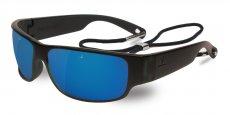 VL162100061626 Mat blue transparent / dark grey (GREY POLAR Blue Flashed)