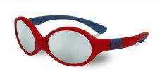 VL170100022285 Matt  red / blue (LITTLE BROWN SILVER FLASHED)