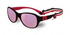VL170300022244 Matt black / fushia (LITTLE BROWN PINK FLASHED)