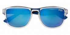 175 GLOSS CLEAR CRYSTAL / BLUE CRYSTAL / BLUE REVO MIRROR