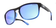 106 Shiny black/blue fade - Blue/green revo