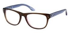 103 Gloss Brown Horn / Blue