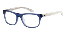 106 Gloss Blue / White