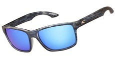 113P Matte crystal liquid / Blue revo - Polarised