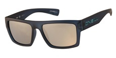105P Matte blue / Silver mirror - Polarised