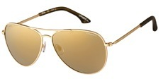001P Matte gold / Gold revo - Polarised