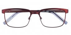 060 Painted Farah red / Chain grey