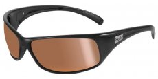 11054 Shiny Black / Polarized Inland Gold