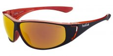 12023 Shiny Black/Red / Polarized TNS Fire oleo AF